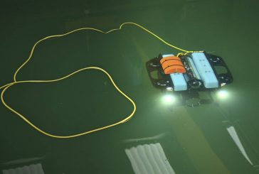 State of the art Underwater Survey Robot completes successful trials
