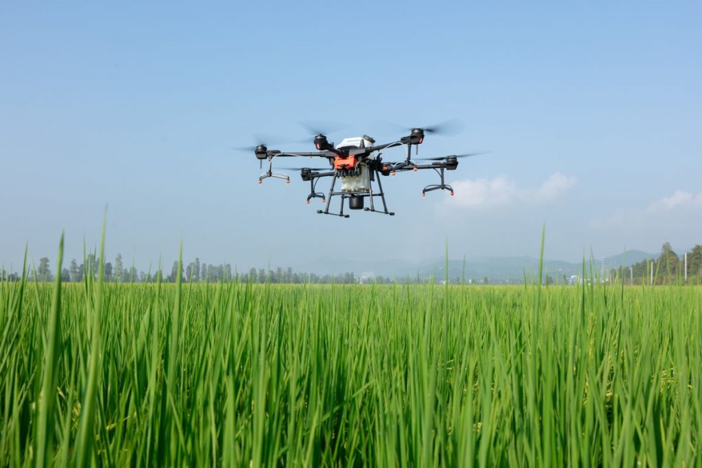 DJI introduces AGRAS T20 Drone for Agricultural Spraying