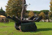 Italian Army assess Milrem Robotics autonomous THeMIS unmanned ground vehicle