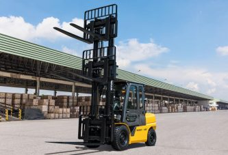 Hyundai Material Handling introduces new 9V diesel Smart Forklift Trucks