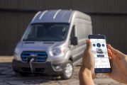 Meet the all-electric Ford E-Transit Van