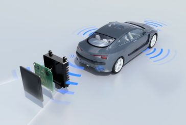 BASF Ultradur RX radar sensors clear up automated driving imagery