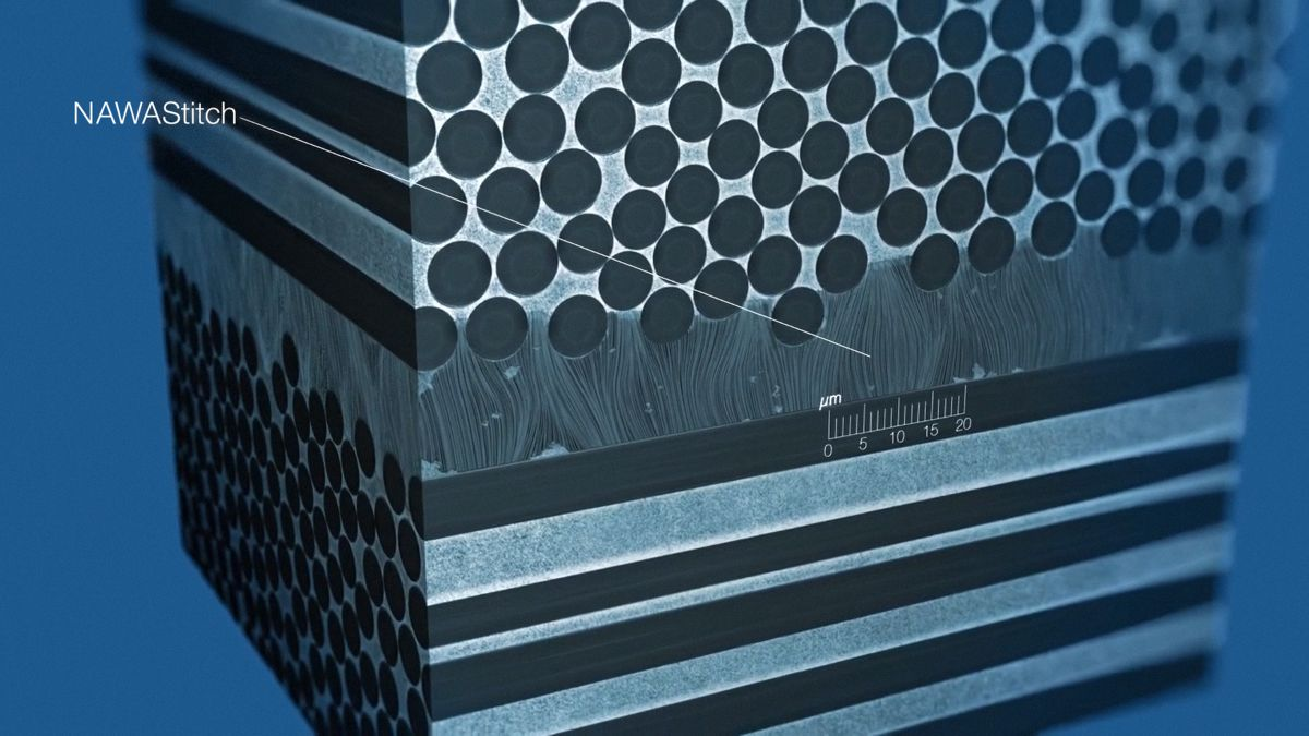 NAWA America launched to industrialise advanced composite materials