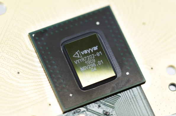 Vayyar Imaging wins Safety Innovation Award for 4D imaging radar-on-chip technology