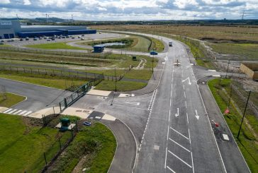Esh Construction completes £8.4m Infrastructure Scheme at IAMP One