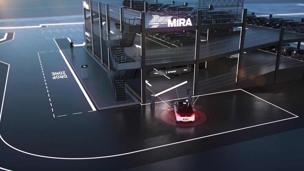 Unique Autonomous Vehicle Development Centre in the UK nears completion