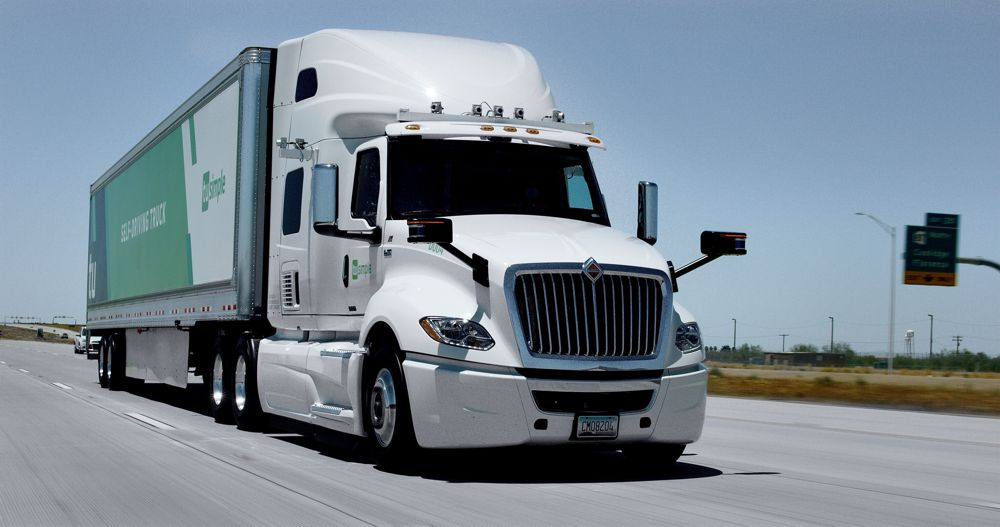 Autonomous Trucking initiative welcomed at AllianceTexas Mobility Innovation Zone