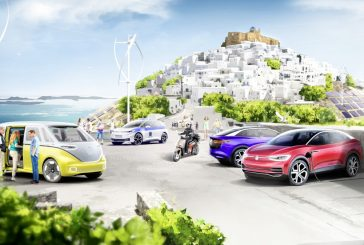 Volkswagen and Greece to establish ground-breaking mobility system on Astypalea