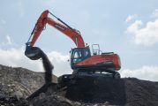 New Leica 2D/3D semi-automation kit available for Doosan DX255LC-5 excavator