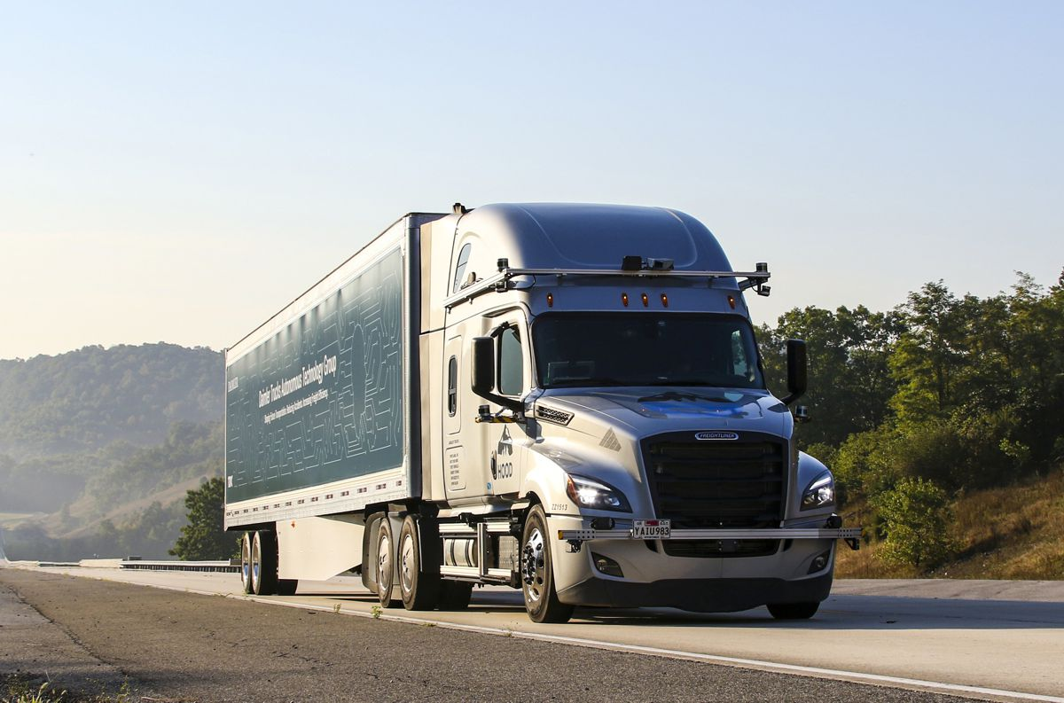 Daimler Trucks and Torc Robotics partner with Luminar to develop Automated Trucking
