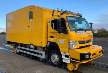 Network Rail's new road-to-rail vehicle can reach emergencies faster