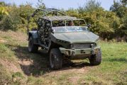 GM Defense delivers US Army Infantry Squad Vehicle