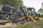 John Deere upgrades performance and reliability of L-Series Backhoes