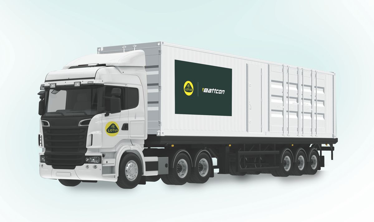 Lotus Engineering opens Battery Test Facility to support Electric Vehicle boom