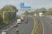 M56 Motorway upgrade starts near Manchester