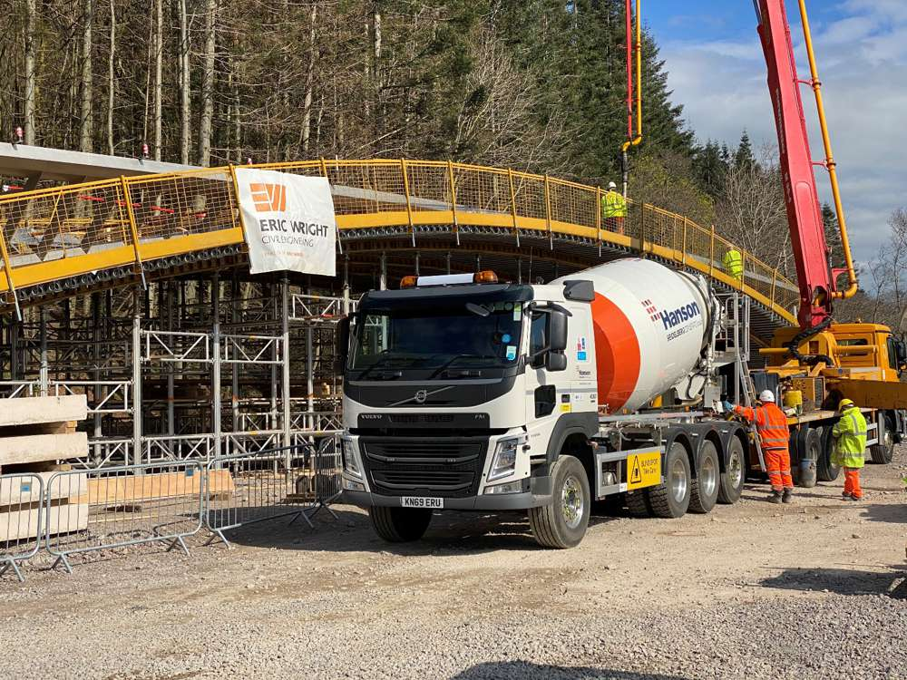 New bridge in Cumbria is first to combat flooding risk