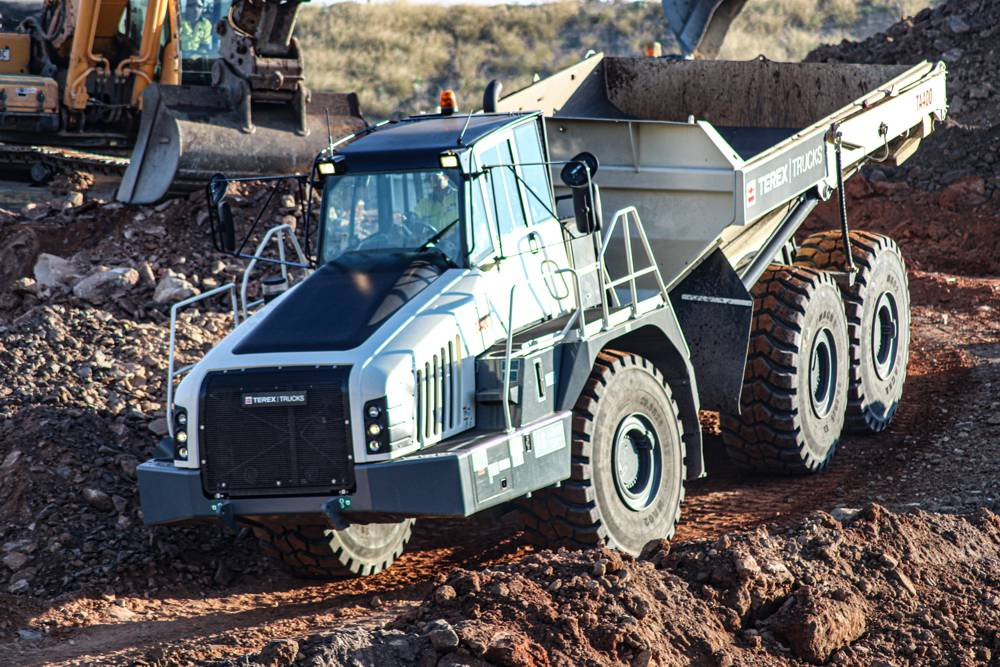 The TA400 has been delivering heavy-duty and efficient performance in various conditions.