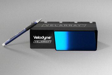 Velodyne Lidar unveils breakthrough Velarray H800 micro-lidar array sensors