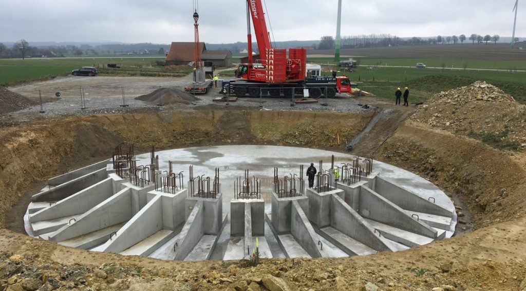 First installation of ANKER Foundation in 2019