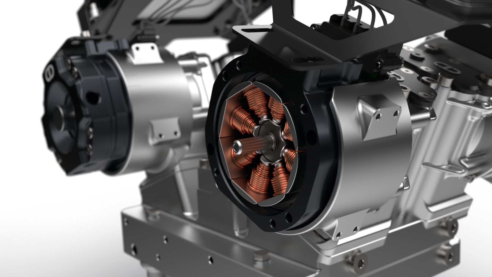 Camcon Auto and Drive System Design developing intelligent valve technology