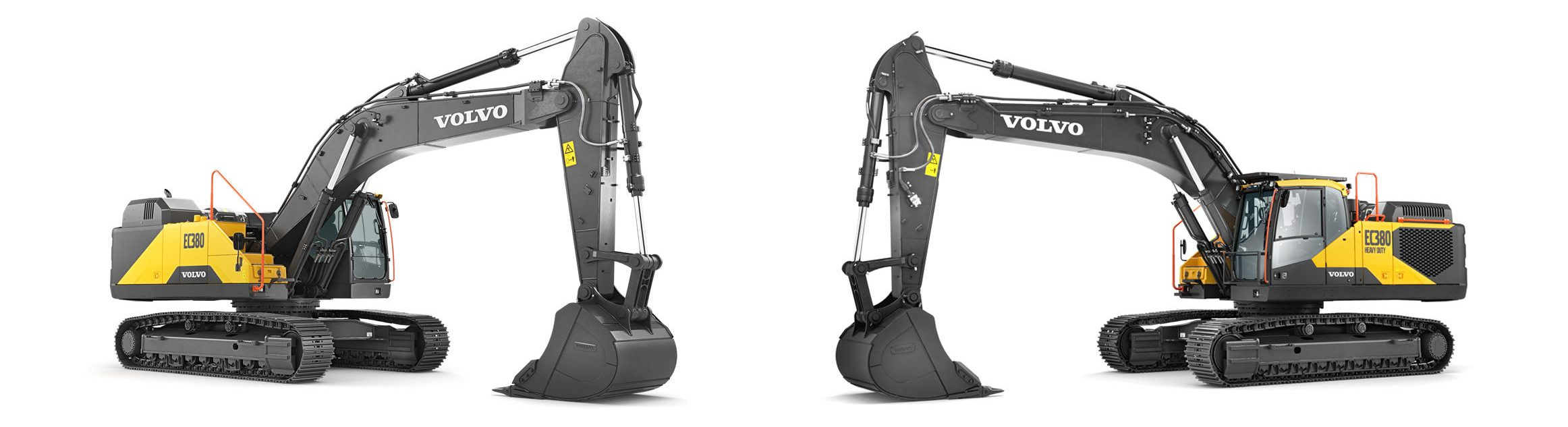 VolvoCE launches two Excavator ranges for bauma China 2020