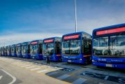 BYD delivers 470 Electric Buses to serve over 300k commuters in Bogota