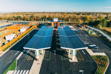 GRIDSERVE opens UK's first Electric Forecourt to support mass market EV charging