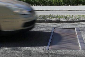 Actibump speed bumps bring fair play to Stockholm