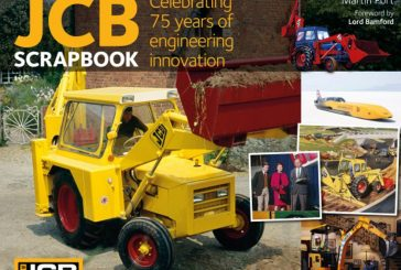 JCB Scrapbook celebrates 75 years of British Engineering Innovation