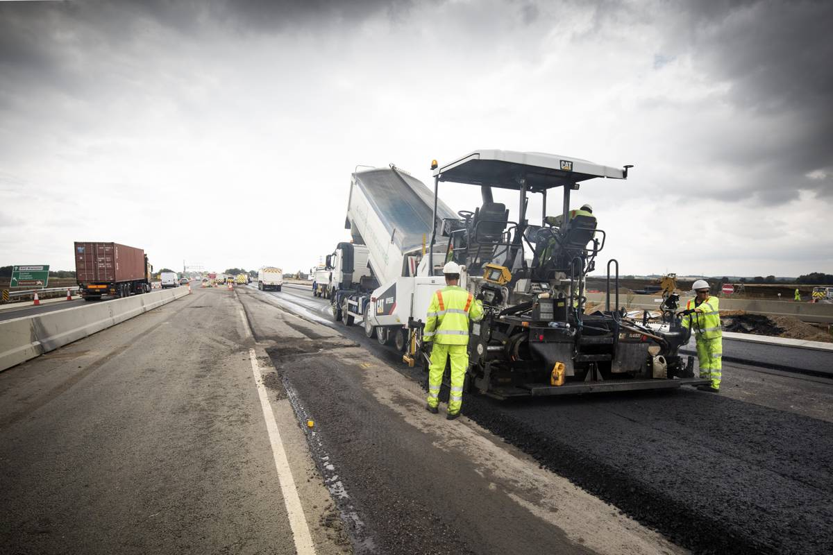 A14 upgrade shows the Road to Infrastructure Success