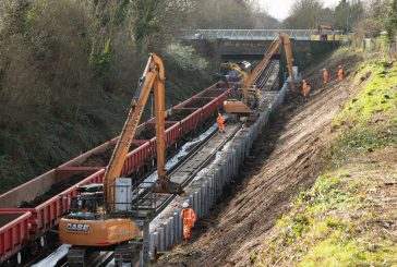 Network Rail chooses 13 companies to help build a better railway network
