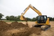 New CAT 315 GC Excavator reduces maintenance and fuel costs