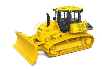 Komatsu announces new Large Excavator and Bulldozer