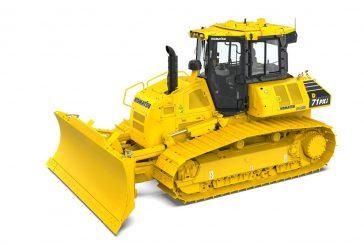 Komatsu announces new Large Excavator and Bulldozer