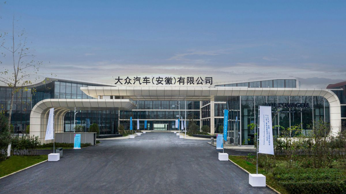 Volkswagen opens e-mobility Research Centre in China