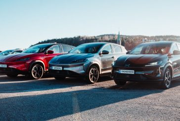 Xpeng enters European market with delivery of G3 Smart Electric SUV in Norway