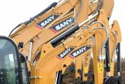 SANY to debut at the Executive Hire Show 28th and 29th April 2021 in UK