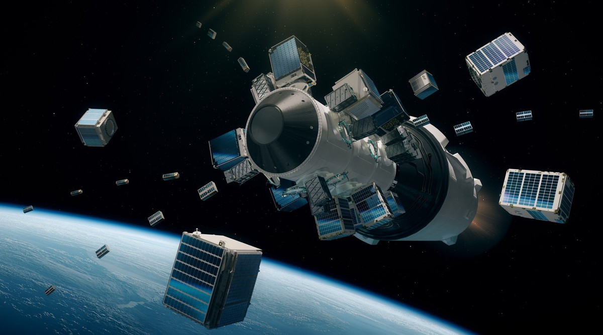 Exolaunch introduces ridesharing for small satellite launches on SpaceX rockets
