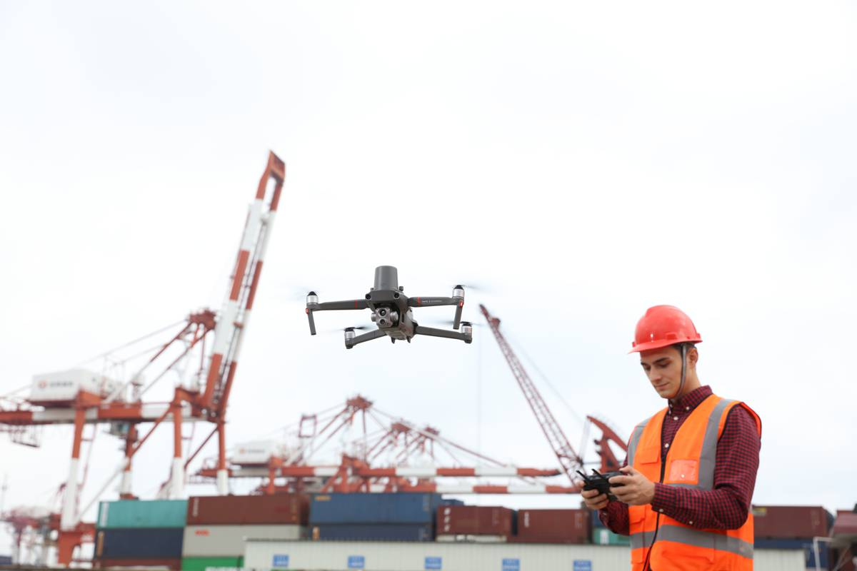 DJI Mavic 2 Enterprise Advanced Drone delivers improved thermal vision and accuracy