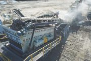 Boost production with Eccentric Vibrating Screens and Polyurethane Media