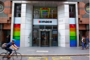 Mace headquarters achieves IMMUNE Building Standard™