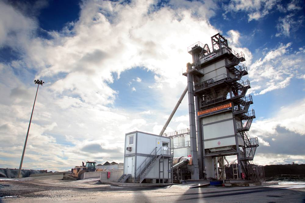 Aggregate Industries acquires Northumbrian Roads