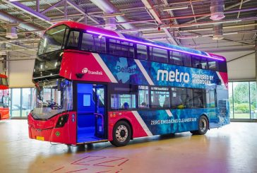 Northern Ireland going green with contract for 145 zero and low emission buses