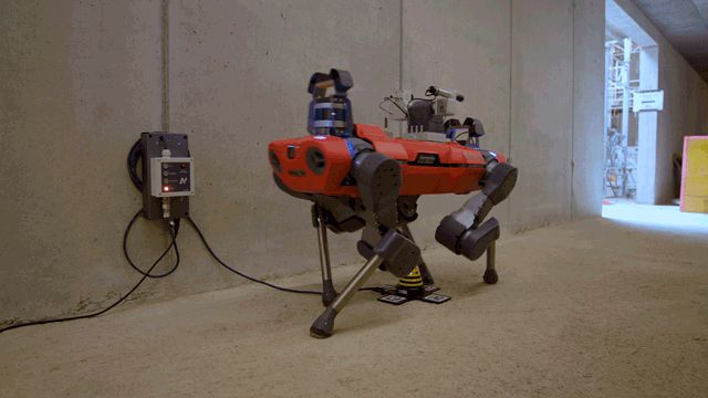 Construction Safety takes a big leap forward with ANYbotics