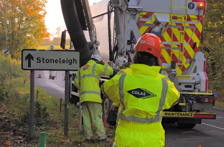 Colas-SIAC awarded A46 Stoneleigh Junction works in Warwickshire