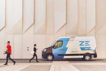 Renault broadens its all-electric truck and van range