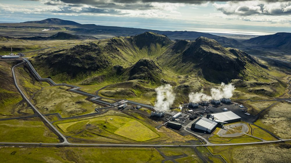 NIB invests in Geothermal power production and distribution in Iceland. Photo by Orkuveita Reykjavikur