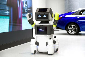 Hyundai introduces Humanoid Robot for automated customer service