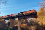 BNSF and Wabtec test Battery-Electric Locomotive in California