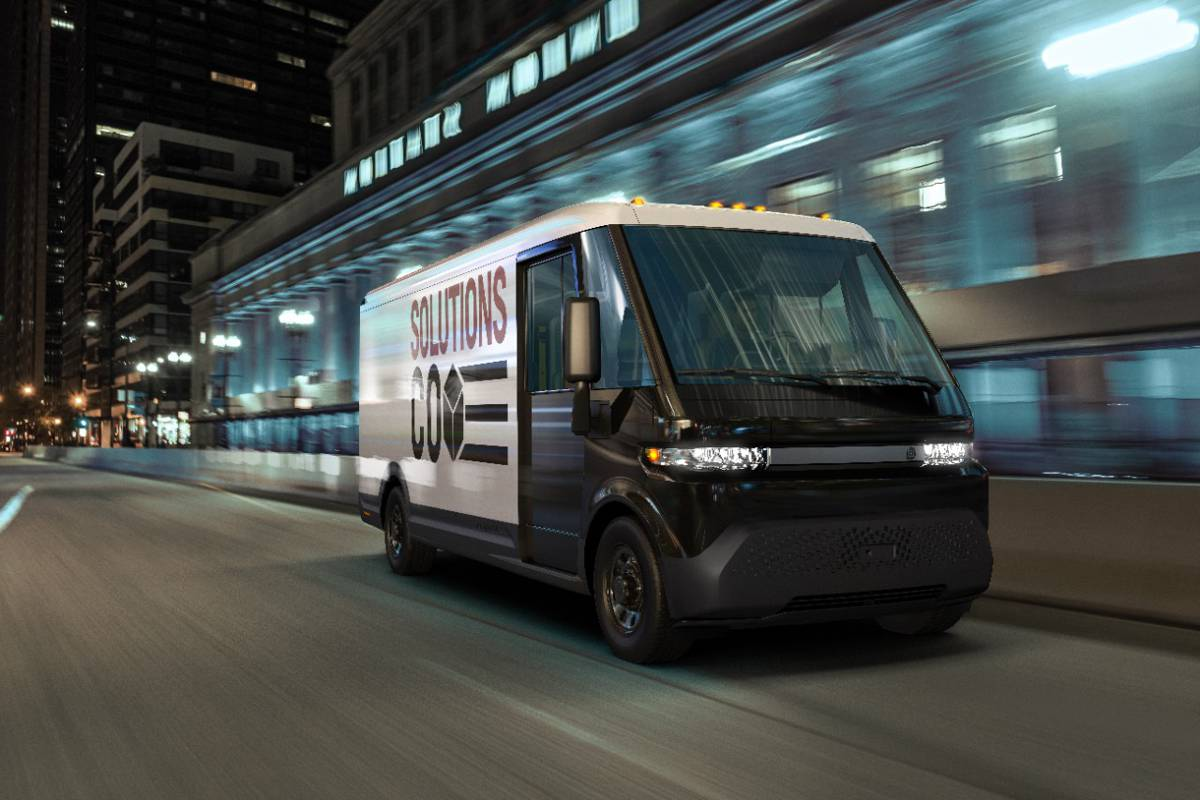 GM launches BrightDrop to electrify the delivery of goods and services